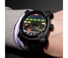 Romain Jerome Space Invaders: символ любимой игры