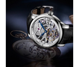 Ulysse Nardin Skeleton Tourbillon Manufacture: уникальность механизма