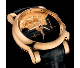 Ulysse Nardin Oil Pump Minute Repeater: фишка выставки
