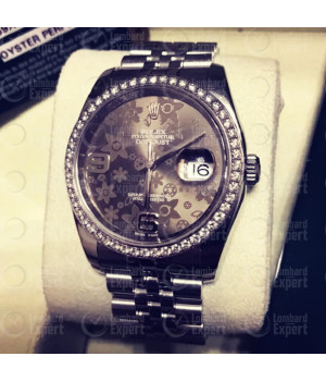 Rolex 116244 diamonds