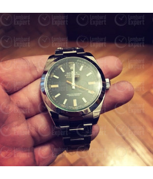 Rolex Milgauss 116400gv 2013 года