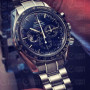 Omega moonwatch Apollo 17