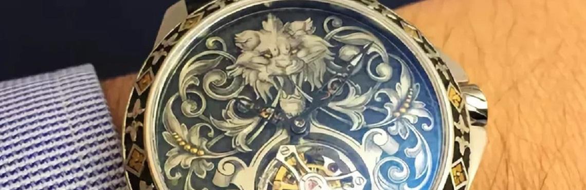 швейцарские часы ARTYA