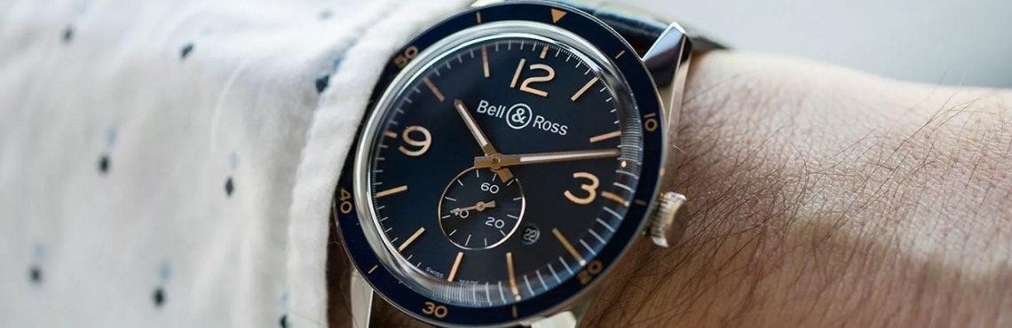 Швейцарские часы Bell Ross 6