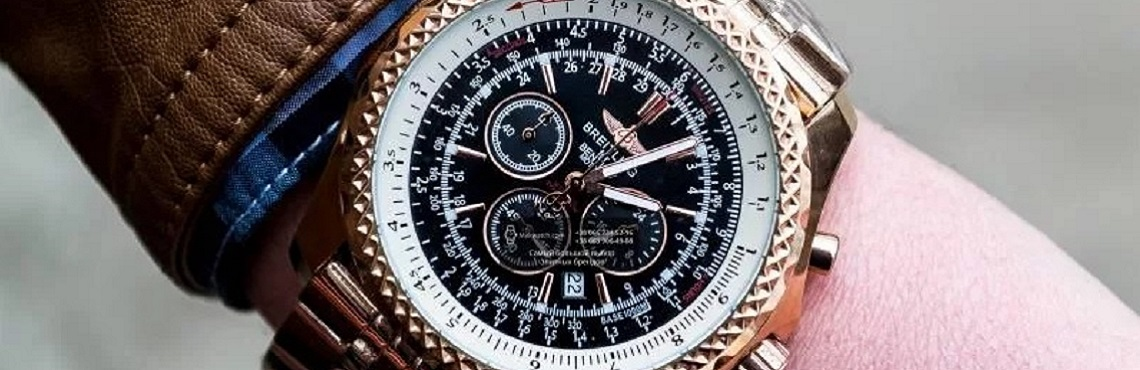 Швейцарские часы Breitling 1
