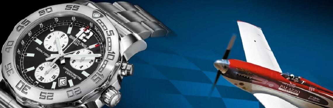 Швейцарские часы Breitling 4