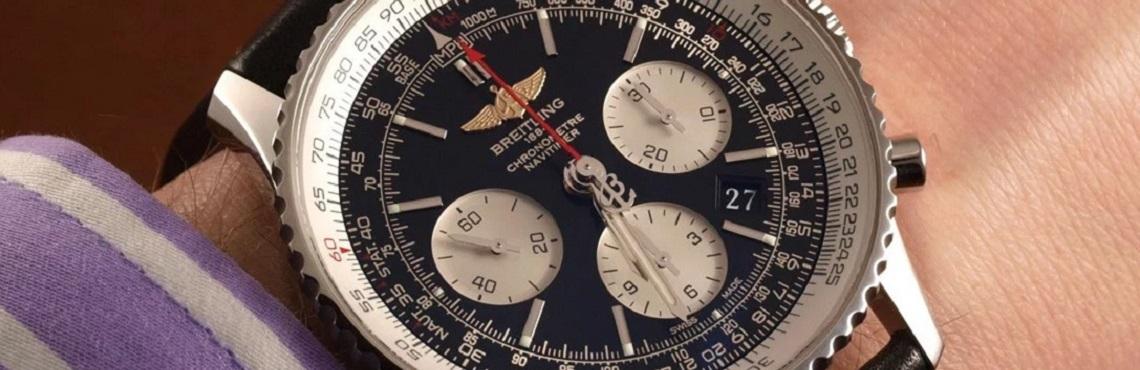 Швейцарские часы Breitling 5