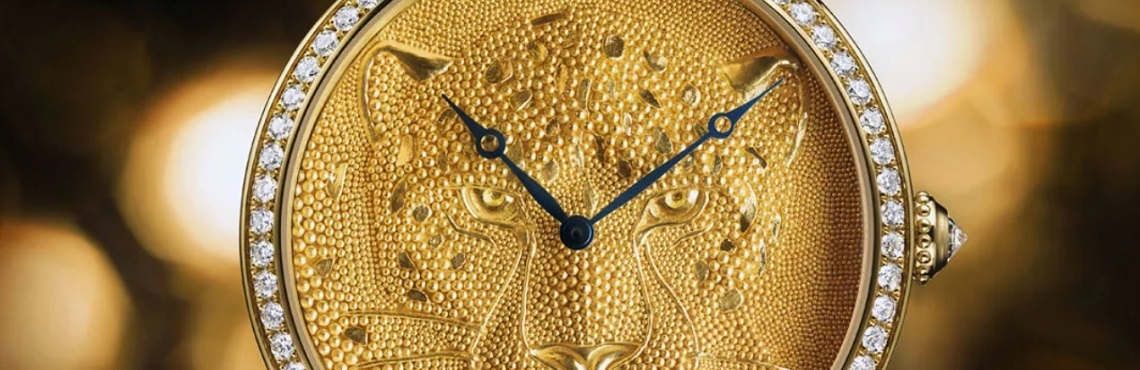 Швейцарские часы Cartier 1