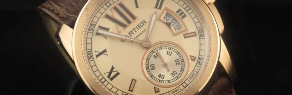 Швейцарские часы Cartier 3