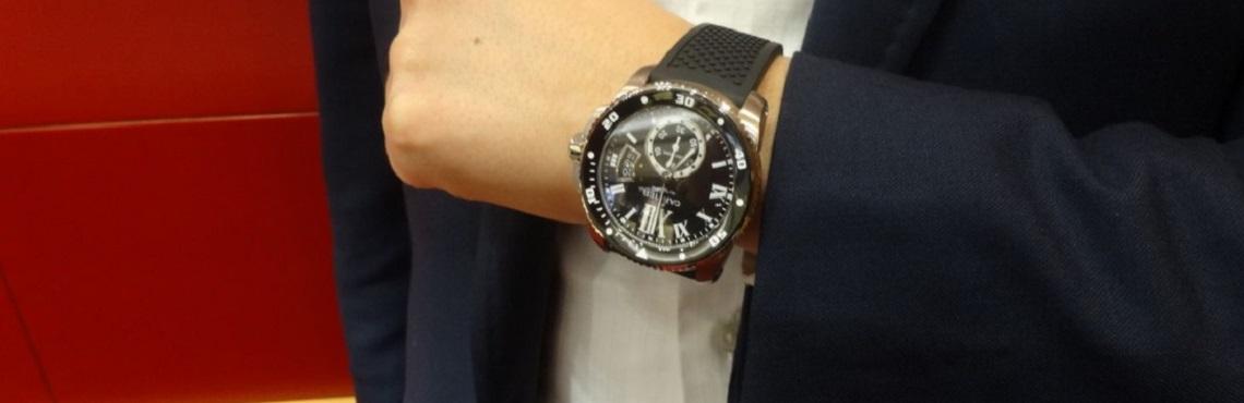 Швейцарские часы Cartier 4