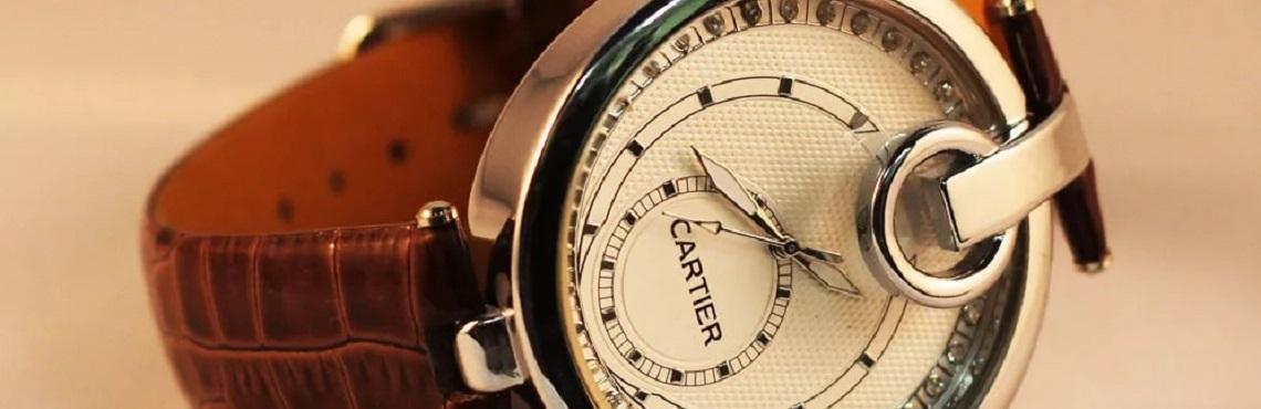 Швейцарские часы Cartier 6