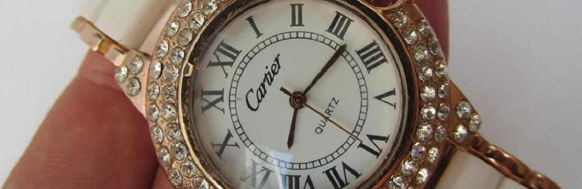 Швейцарские часы Cartier 7