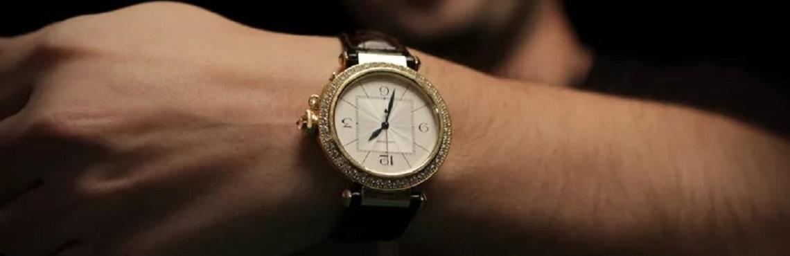 Швейцарские часы Cartier 8