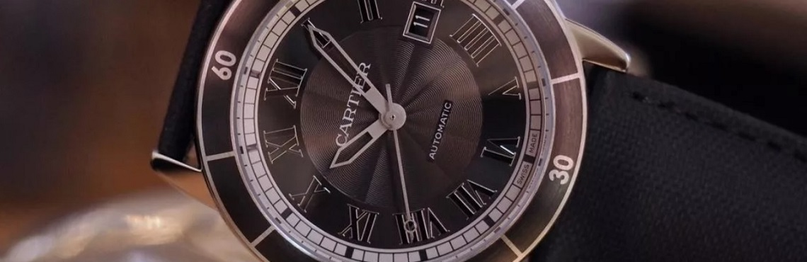 Швейцарские часы Cartier 9