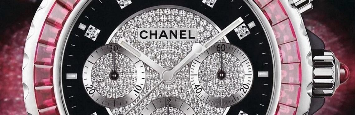 цена часов Chanel