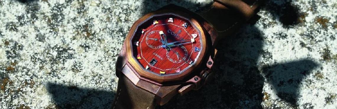Швейцарские часы Corum 1