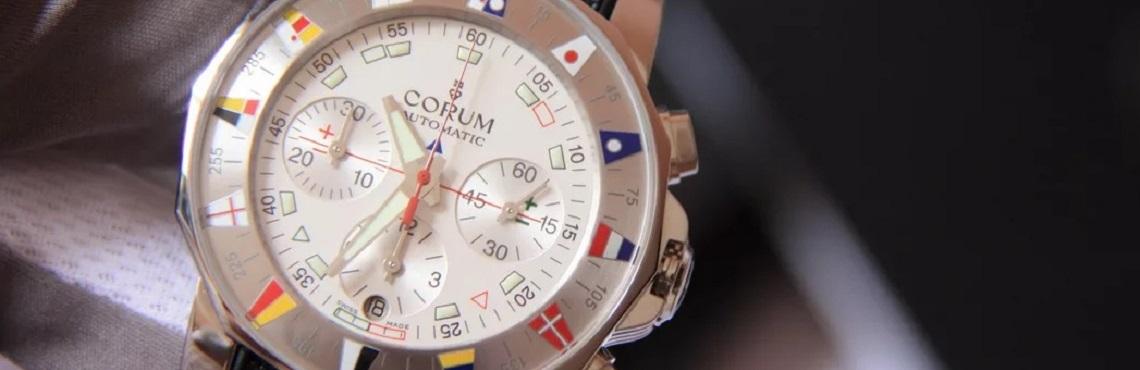 Швейцарские часы Corum 3