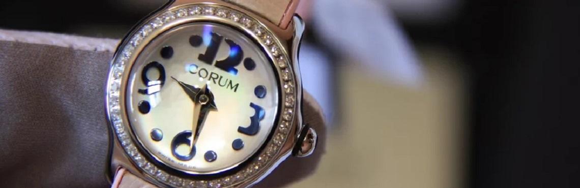 Швейцарские часы Corum 4