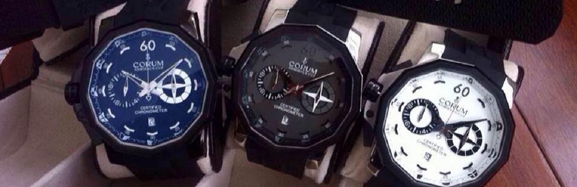Швейцарские часы Corum 5