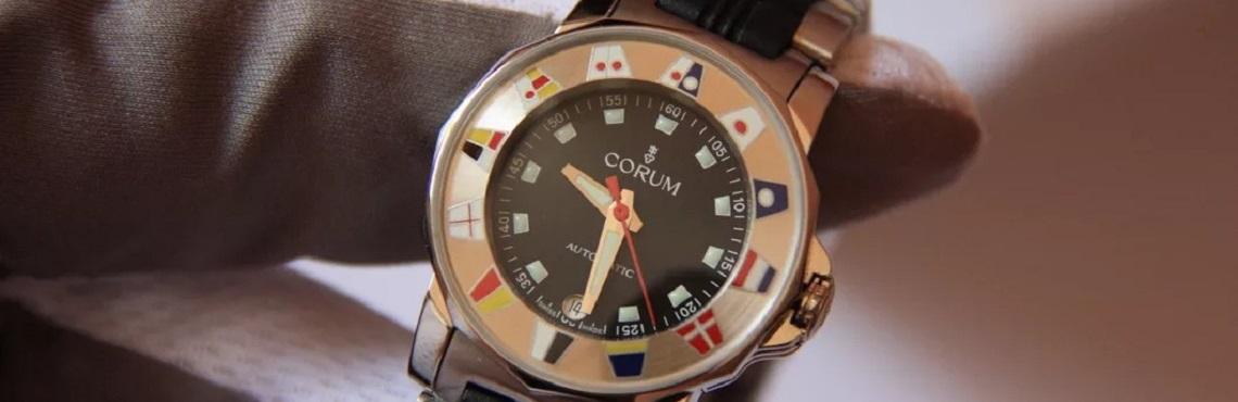 Швейцарские часы Corum 7