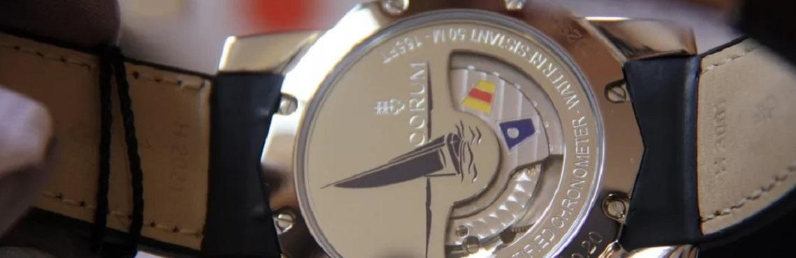 Швейцарские часы Corum 8