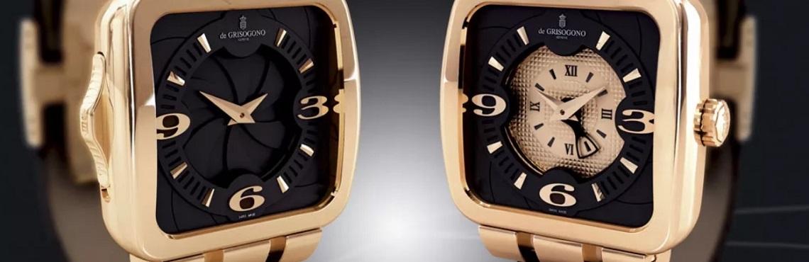 Швейцарские часы De Grisogono 1