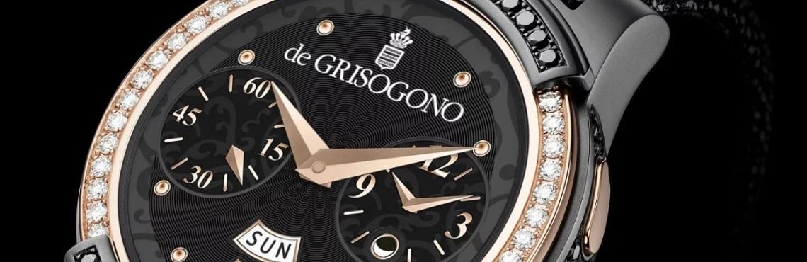 Швейцарские часы De Grisogono 2