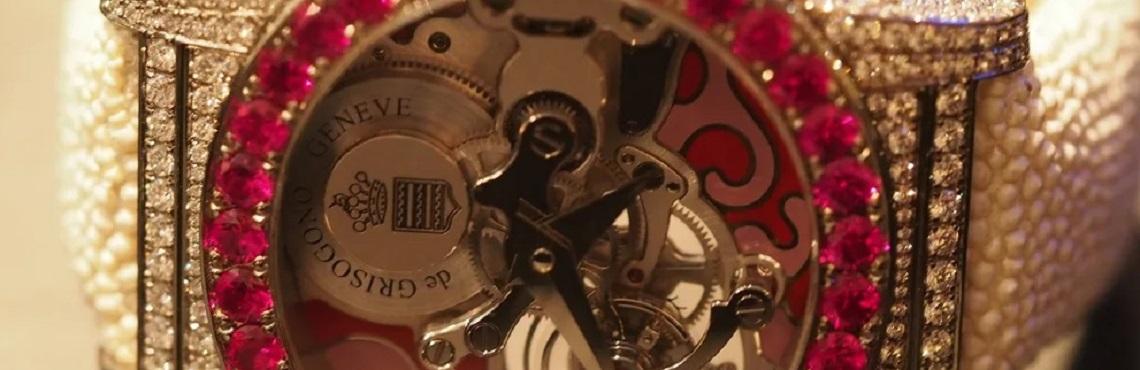 Швейцарские часы De Grisogono 5