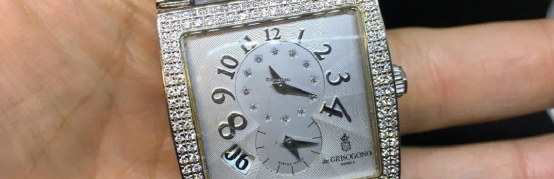 Швейцарские часы De Grisogono 6
