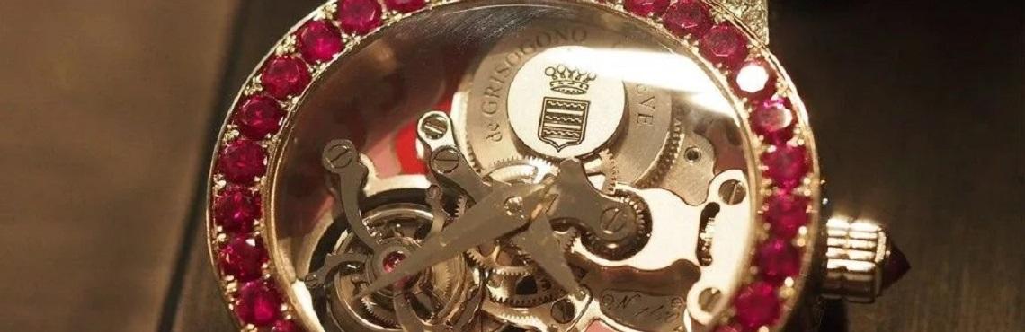 Швейцарские часы De Grisogono 7