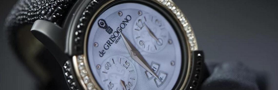 Швейцарские часы De Grisogono 9