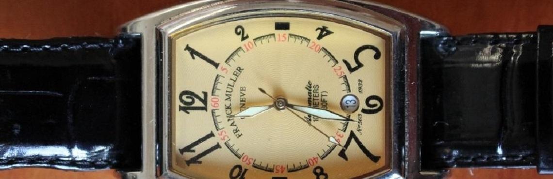 Швейцарские часы Franck Muller 1