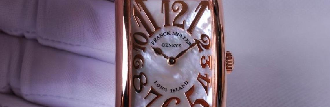 Швейцарские часы Franck Muller 2