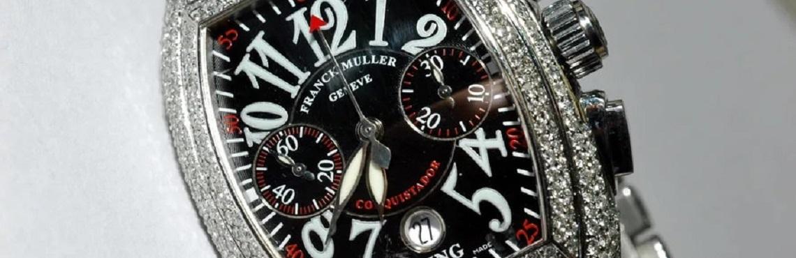 Швейцарские часы Franck Muller 7