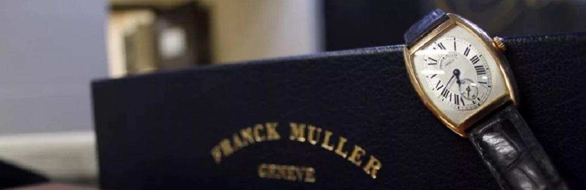 Швейцарские часы Franck Muller 8