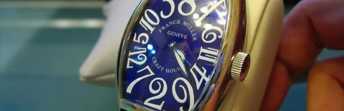 Швейцарские часы Franck Muller 9