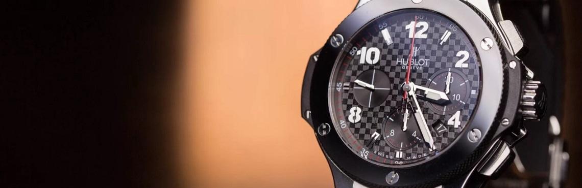 Швейцарские часы Hublot 1