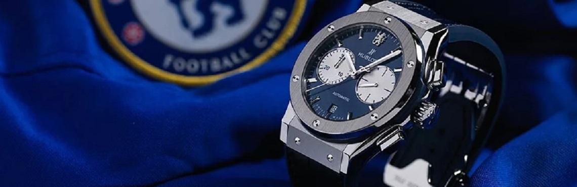 Швейцарские часы Hublot 3