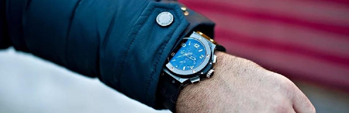 Швейцарские часы Hublot 4