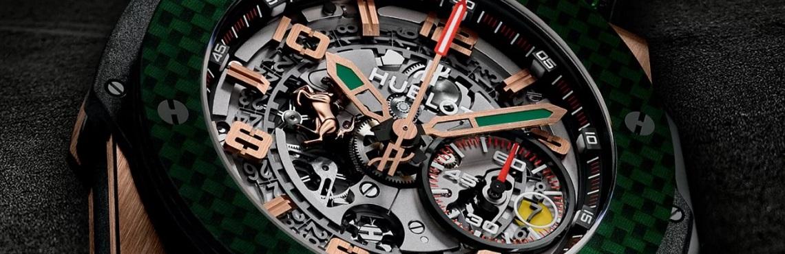 Швейцарские часы Hublot 5