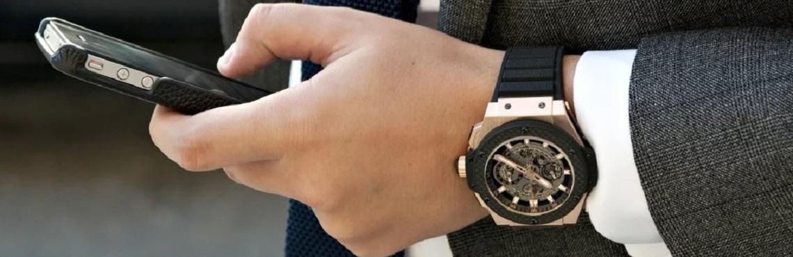 Швейцарские часы Hublot 7