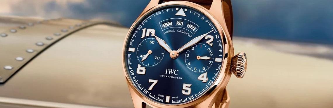Швейцарские часы Iwc 2