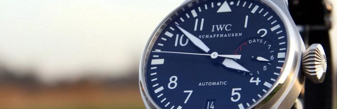Швейцарские часы Iwc 4