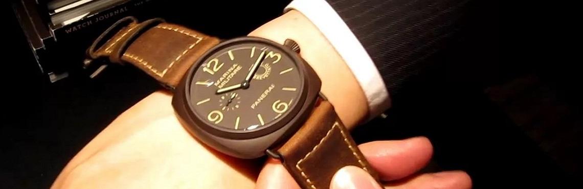 Швейцарские часы Panerai 1