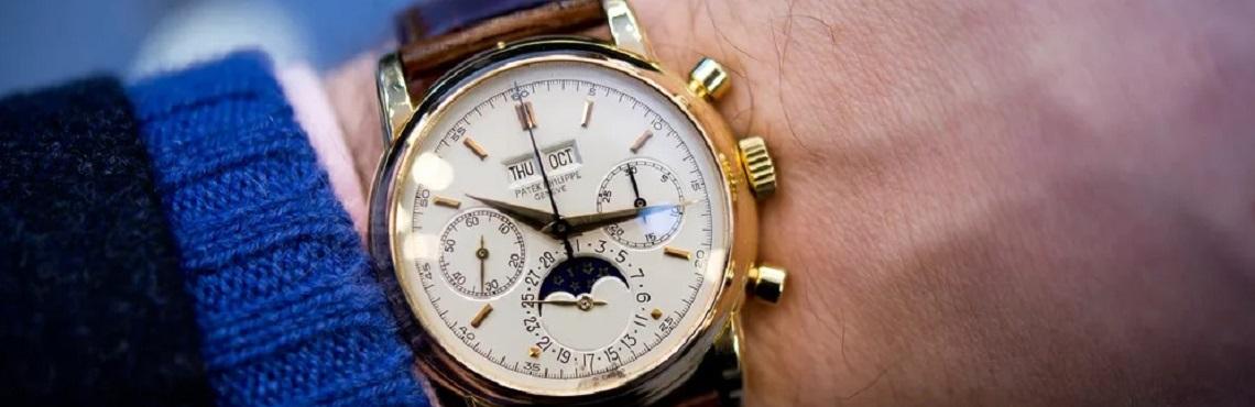 Швейцарские часы Patek Philippe 1