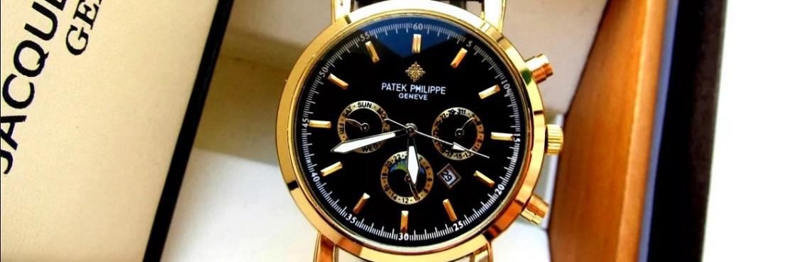 Швейцарские часы Patek Philippe 2