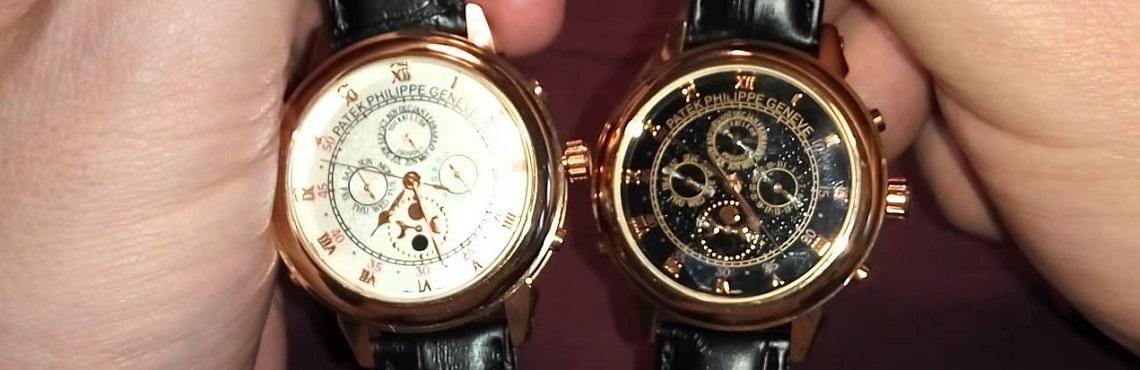 Швейцарские часы Patek Philippe 4