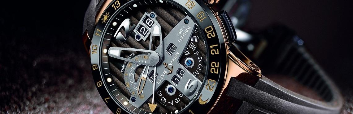 Купить часы Ulysse Nardin оригинал в Москве