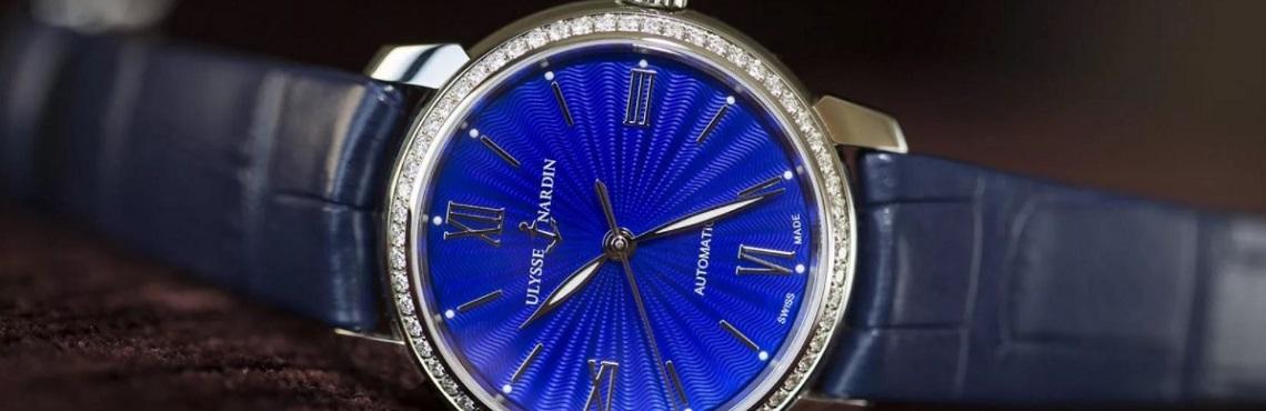 Швейцарские часы Ulysse Nardin 2