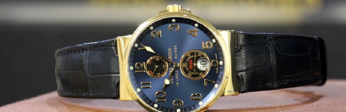 Швейцарские часы Ulysse Nardin 3